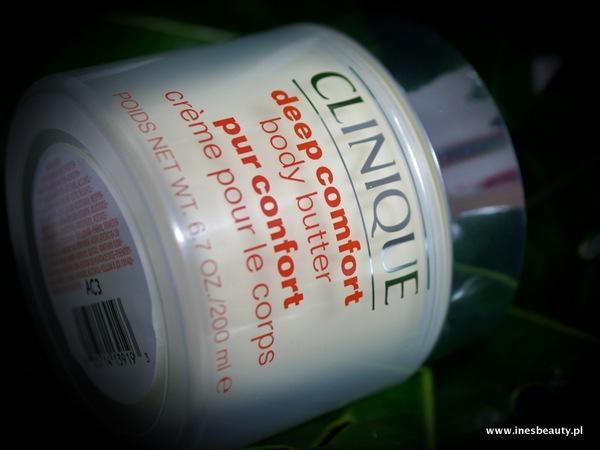 Clinique Deep Comfort Body Butter