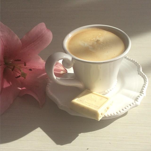 I czas na kawę #inesbeauty