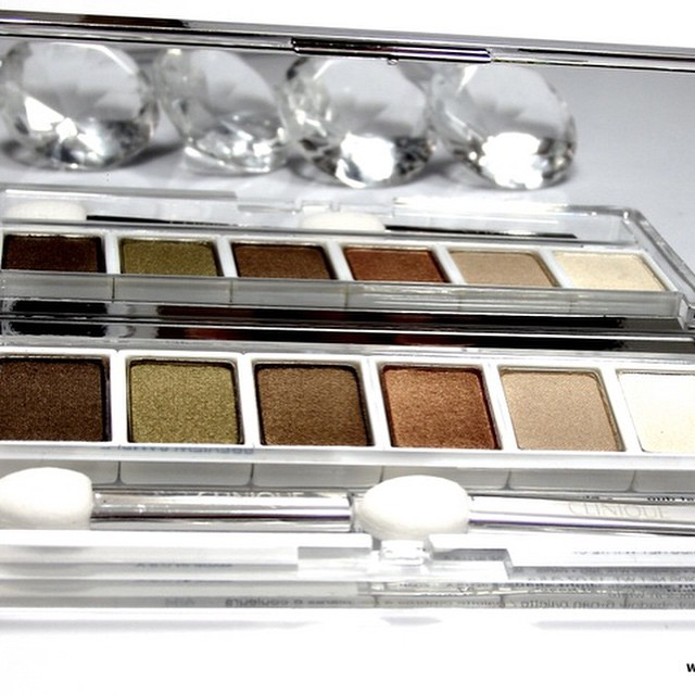 Na blogu nowa paletka cieni #clinique #aromaticsinwhite #inesbeauty