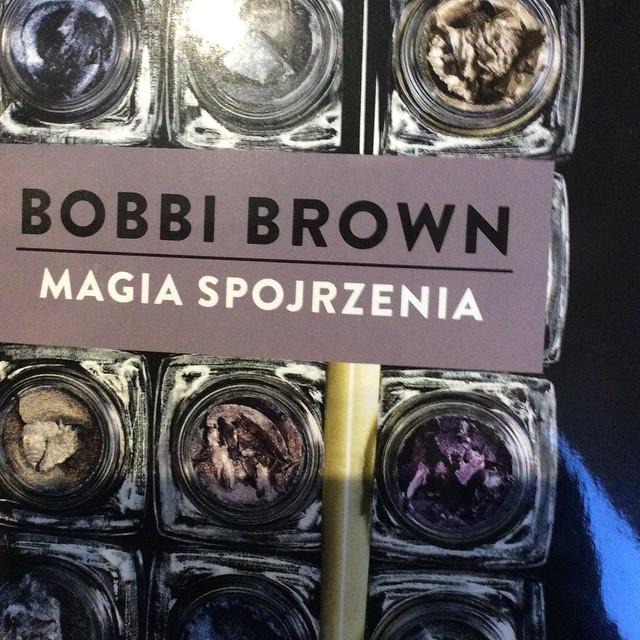 Magia spojrzenia z Bobbi Brown #inesbeauty