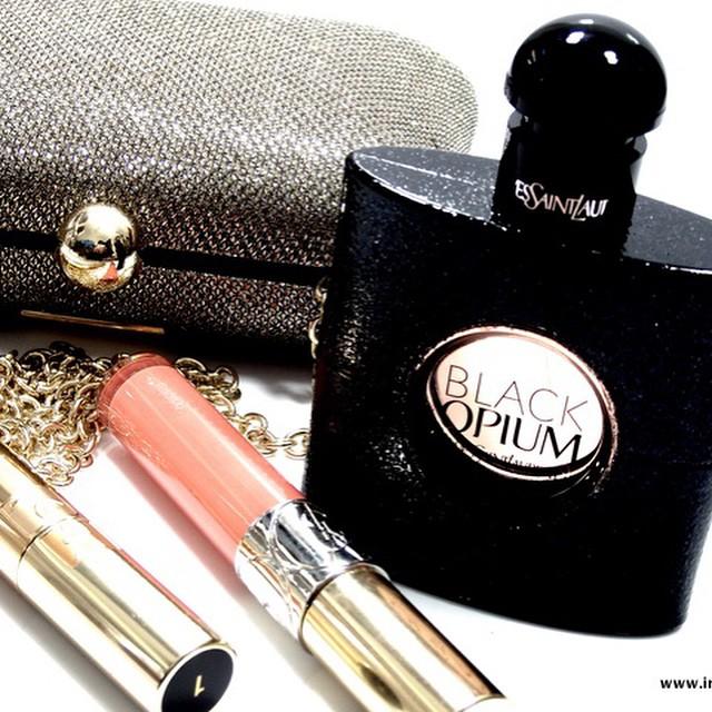 Bardzo uzależniający zapach www.inesbeauty.pl #ysl #blackopium #yvessaintlaurent #inesbeauty Komu tak…