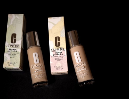 Podkład CLINIQUE BEYOND PERFECTING  Foundation + Concealer
