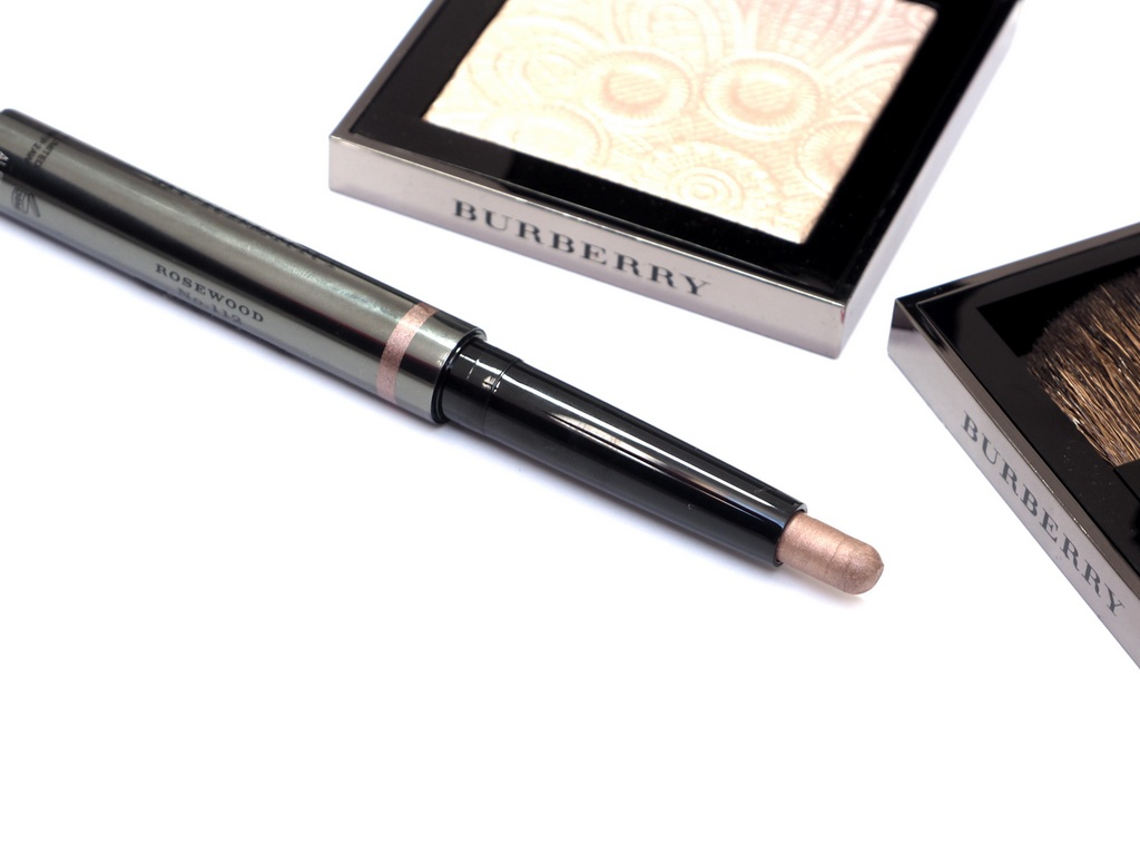 BURBERRY  EYE COLOUR CONTOUR – SMOKE & SCULPT PEN Rosewood No. 112