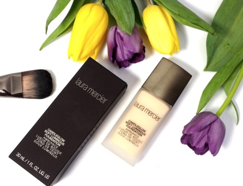 Test nowego podkładu LAURA MERCIER Candleglow Soft Luminous Foundation