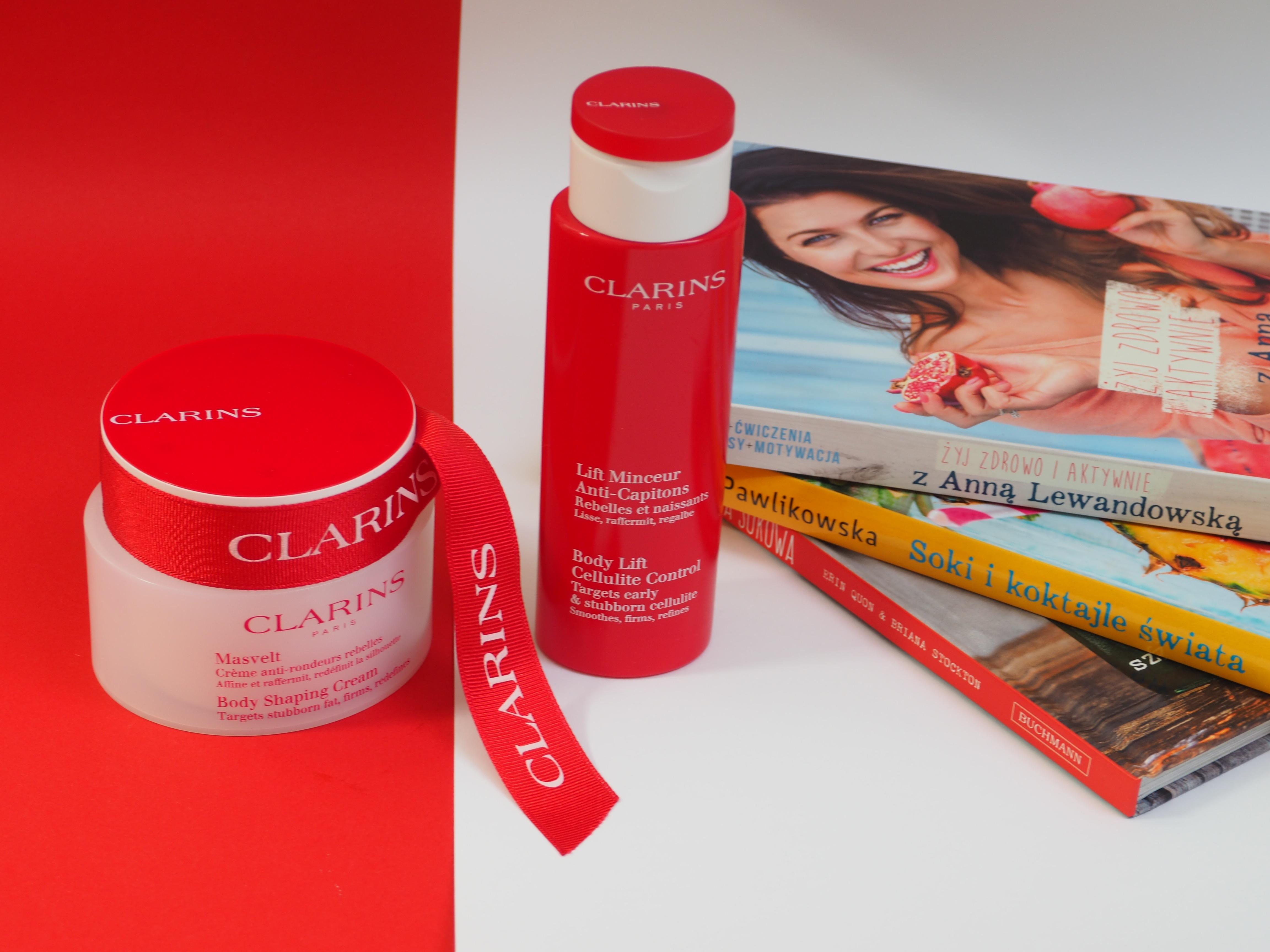 Clarins Masvelt Body Shaping Cream – modelujący krem do ciała