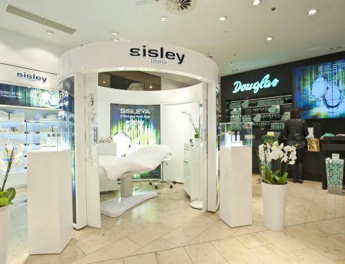 Sisley Elite Club mobilna kabina. Oddaj się w ręce Ekspertów Pielęgnacji Sisley, ta odrobina luksusu Ci się należy.