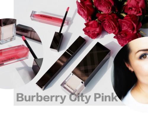 Subtelny róż na ustach na każdą okazję – Burberry Kisses Gloss