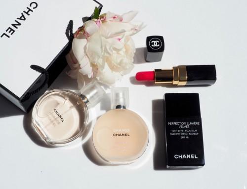 Wiosenny makijaż CHANEL – pomadka CHANEL ROUGE COCO 462 ROMY