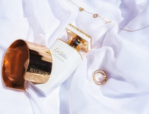 Zmysłowa aura, nietuzinkowa atrakcyjność złota i bieli – BALMAIN Extatic Gold Musk