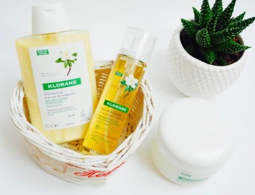Podaruj swoim włosom intensywny połysk – KLORANE MAGNOLIA