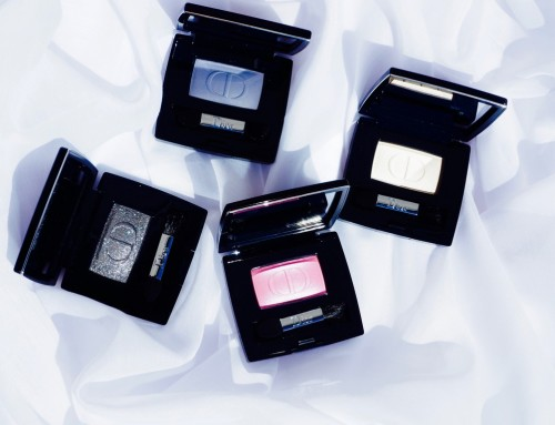 Makijaż DIOR – nowe cienie do powiek DIOR Diorshow Mono