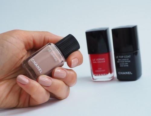 Nude Manicure – CHANEL LE VERNIS 504 Organdi