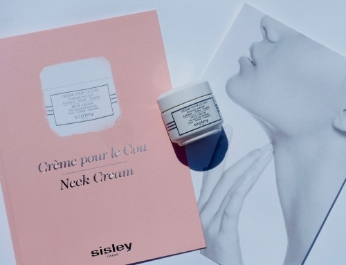 Krem do pielęgnacji szyi – zbędny luksus ? Nie! w żadnym przypadku ! SISLEY Crème pour le cou