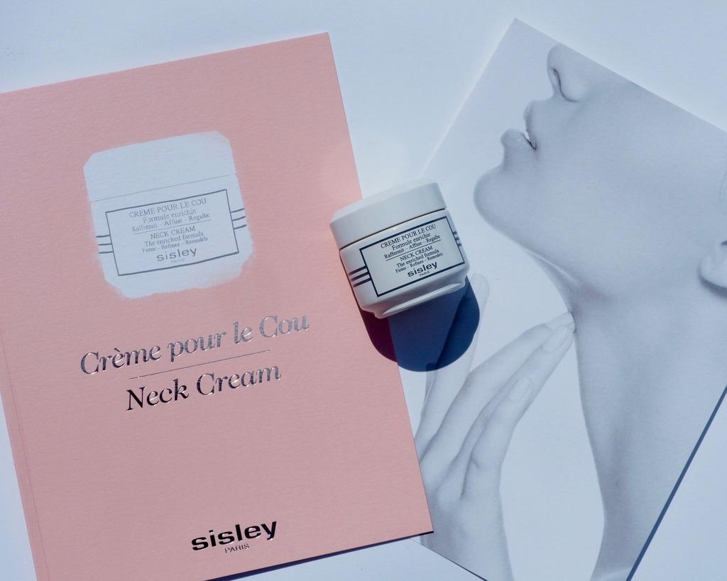krem do pielęgnacji szyi SISLEY Crème pour le cou